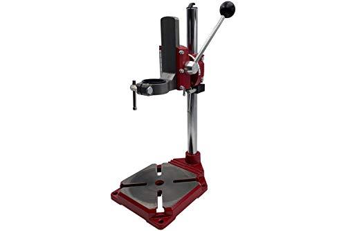 PAULIMOT Bohrständer schwenkbar mit Arbeitstisch, 43 mm Euronorm-Aufnahme