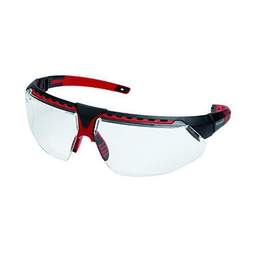 Honeywell Safety Products 1034836 Honeywell Schutzbrille Avatar klare Sichtscheibe Rahmen schwarz