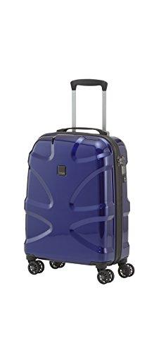 Titan X2 International Carry On Hartschale, 50,8 cm, midnight blue (Blau) - X2-MNBLU