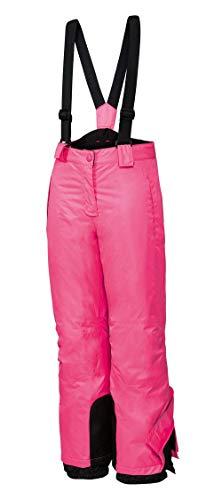 Crivit Mädchen Skihose Snowboardhose Schneehose Winterhose Thermohose (Pink, 158/164)