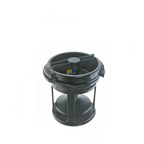 Flusensieb Filter Sieb Einsatz komplett Waschmaschine wie Whirlpool/Bauknecht 481948058106