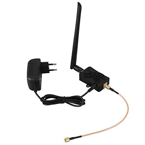 Wivarra 4W 802.11B/G/N WiFi Amplificatore Router 2.4 GHz WLAN ZigBee BT Antenna Booster Segnale UE