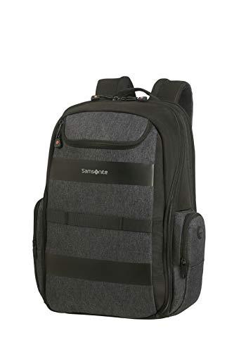 Samsonite Bleisure Laptop backpacks, 15.6 Zoll erweiterbar - Daytrip (43 cm 27.5 L), Anthracite