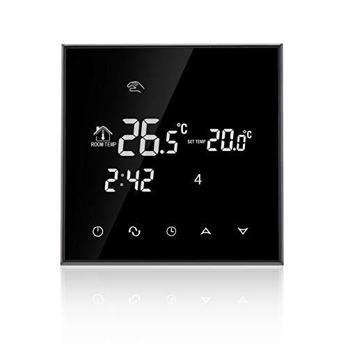 Cenbey Smart Thermostat WiFi Gaskessel Thermostat Termostat Pokojowy Fußbodenheizung Thermostate Heizregler Raumthermostat Temperaturregelung Alexa (Gaskessel Heizung)