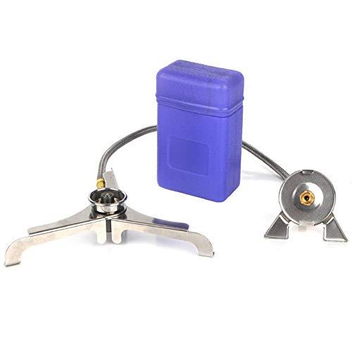 LIZHOUMIL Cabeza de la conversión del triángulo del tanque de gas del cilindro del adaptador de la botella de gas para
