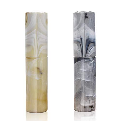 Faireach - Atomizador de perfume rellenable de 20 ml, dispensador de agua después del afeitado, vacío, a prueba de fugas, 1 unidad
