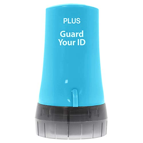 Guard Your ID Advanced Security Roller 2.0 for Identity Theft Prevention Stamping Turquoise