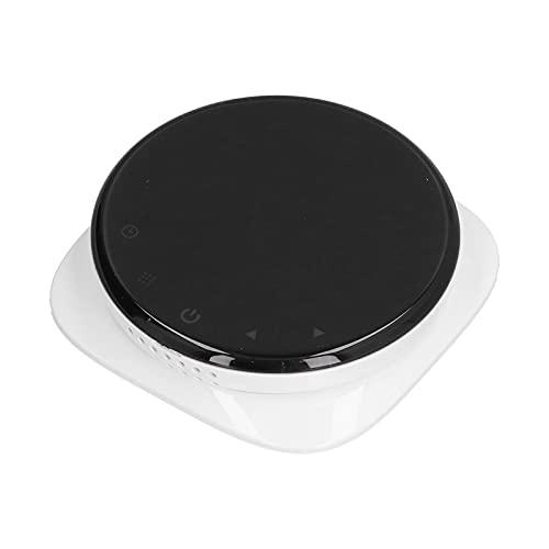 SALUTUY Termostato WiFi, con Accesorios De Tornillo Fijo Controlador De Temperatura del Termostato WiFi Inteligente para Control De Aplicaciones AC90‑240V(Calentador de Agua y Caldera Mural 3A)