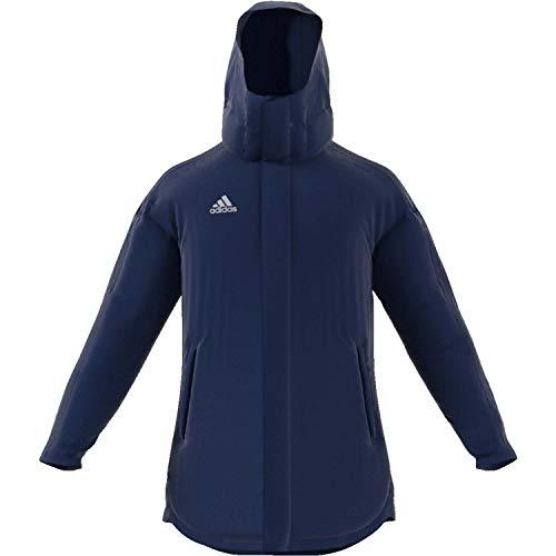 adidas Condivo 18 Stadium Parka Parka, Hombre, dark blue/white, XL