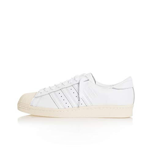 adidas Originals Home of Classics Superstar 80s Zapatillas, color Blanco, talla 37 1/3 EU