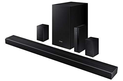"Samsung HW-Q67CT 38.6"" 7.1 Channel Home Theater Sound System with Wireless Subwoofer and Rear Speakers"