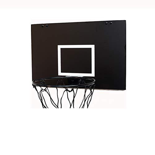 MHCYKJ Canasta Baloncesto Interior Casa De Mini Sistema Aro Juego con Pelotas para Puertas Oficina Juguete Que Incluye Un Gancho Red