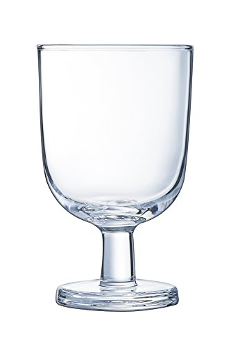Luminarc 8021574 Set 3 Wein, Glas, transparent, 28,7 x 10 x 13,3 cm
