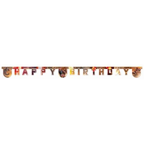 2m Capitan America Civil War Birthday banner