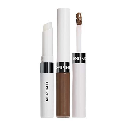 COVERGIRL Outlast All-Day Lip Color Custom Nudes, Deep Warm