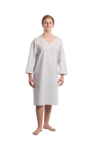 Suprima Pflegehemd zum Binden - Art. 4064
