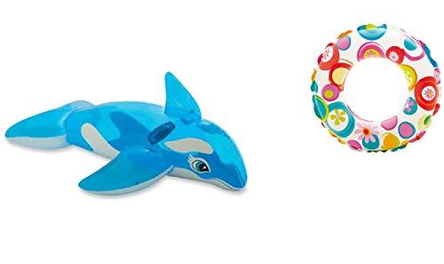 Reittier Badetier Wal hellblau Aufblasbarer Wal für absoluten Badespaß ! Mit Haltegriff. Größe aufgeblasen: ca. 152 x 114 cm Badespaß für Kinder / aufblasbarer Wal / Kinderbadeartikel Wal / aufblasbares Reittier Wal / aufblasbare Badetiere / aufblasbare Badeartikel für Kinder / aufblasbare Badetiere Wal / der ideale Badespass für Schwimmbad , See , Strand oder Bade Urlaub