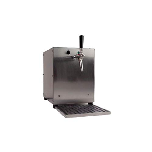ich-zapfe Calentador de bebidas (3 kW, 1 carcasa, con bomba eléctrica, carcasa de acero inoxidable)
