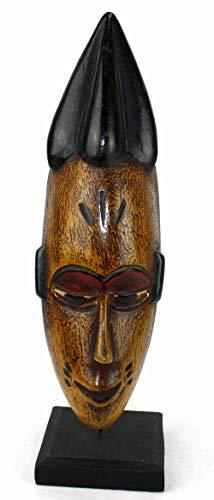afriqueartdecoration.com Masque Passeport sur Socle 6519-S6V-1810
