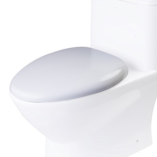 EAGO R-346SEAT Replacement Soft Closing Toilet Seat for TB346