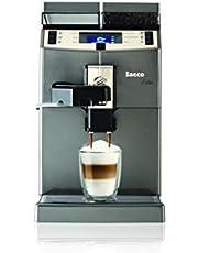 Saeco 10004768One Touch Espresso Makinesi, 2 Litre, Paslanmaz Çelik