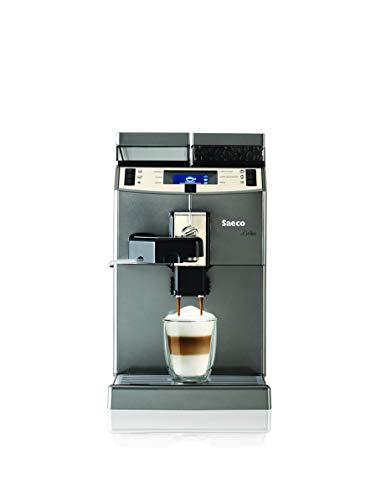Saeco 10004768 Lirika Automatyczny Ekspres Do Kawy, 1850 W, 2 L, Czarno/Srebrny