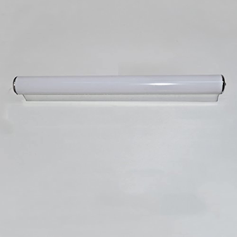 YY_Z LED-Spiegel-Lichter, Badezimmer-Bad-Spiegel-Aluminium-Washlight-justierbare Neigung moderne einfache Lampe (Farbe   Weies Licht-Weies Licht)