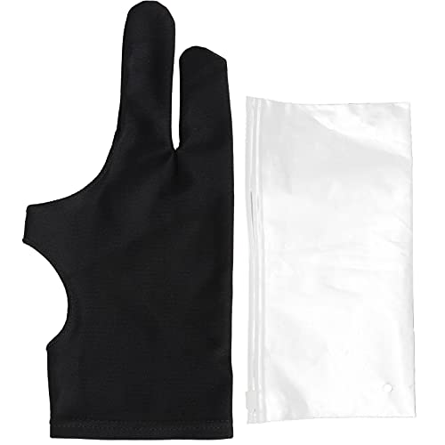 Sketch Gloves, de Pintura Antideslizantes para Tableta gráfica para Uso General para diseño Profesional para Pantalla Plana para Uso Profesional(S)