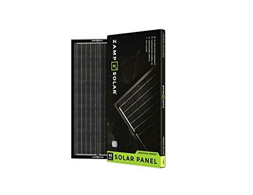 Zamp solar Obsidian Series 45-Watt Roof Mount Solar Panel Kit. Low-Profile, Lightweight...