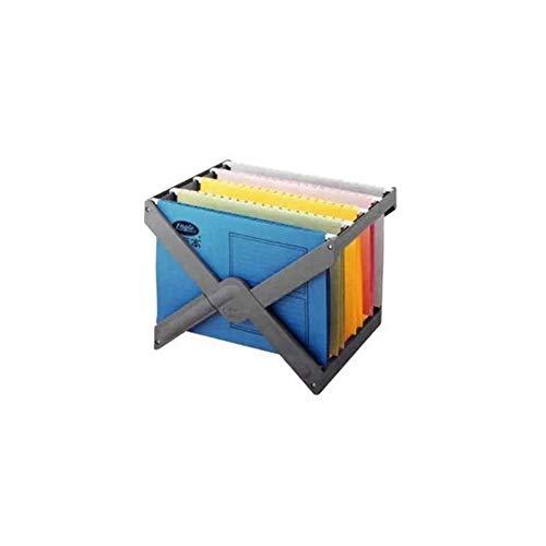 JXYBG Aktenhalter Office Storage A4 / FC Universal Hängendes schnelles Aktenregal, schnelles Finishing, um die Akten ordentlich und vertikal zu halten