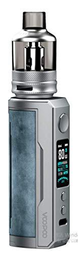 Kit pod originale VOOPOOO DRAG X Plus 100W alimentato da una singola batteria 18650/21700 Serbatoio pod TPP da 5,5 ml compatibile con serbatoio Pod PnP