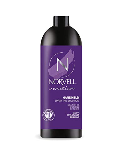 Norvell Premium Handheld Solution - VENETIAN - 1 Liter - Spray Tanning Lotion