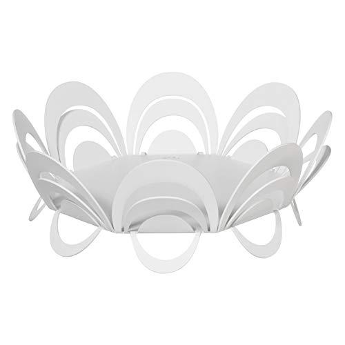 Arti e Mestieri - Centro de mesa Origami grande, color blanco