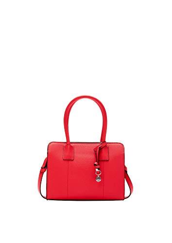 s.Oliver Damen City Bag in eleganter Optik red 1