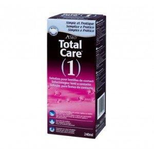 Total Care 1 - 240ml solución para lentes de contacto