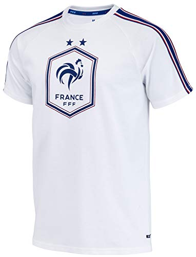 Camiseta Oficial de la selección Francesa de fútbol de la FFF, colección Oficial para Hombre