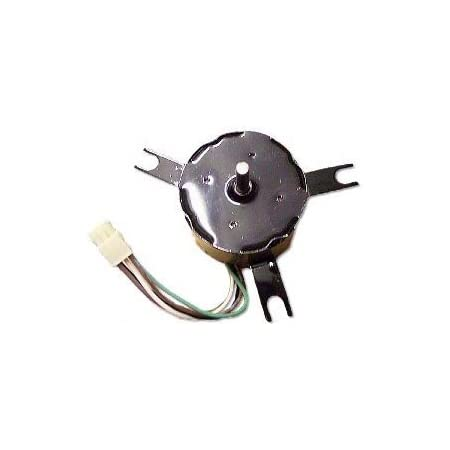 Warning There are 2 different motors for this application LS100SE LS50SE with 6 Prong Molex Plug see our other listing. For square motor LS50 Nutone replacement motor for LS100 LS80SE LS80