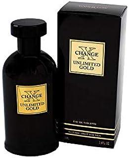 Xchange Unlimited Gold Pefume for men 100 ml eau de toilette