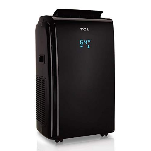 TCL Design K TAC-12-CPA/K schwarz, 4 in1 Mobile Klimaanlage, 11.000 BTU, 3,2 KW, R290 Kältemittel
