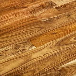 Vanier Engineered Hardwood - Eccentric Acacia Collection Handscraped Natural - Sample