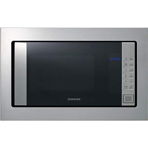 Micro ondes Grill Encastrable Samsung FG77SUST - Micro-Ondes + Grill Intégrable Inox - 20 litres - 850 W