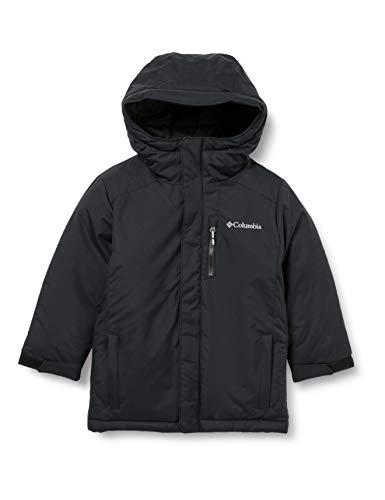 Columbia II Jacket, Alpine Free Fall Giacca da Sci Bambino, Black, XXS