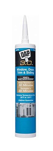 DAP 18362 Crystal Clear DAP 3.0 Window, Door, Trim & Siding Sealant