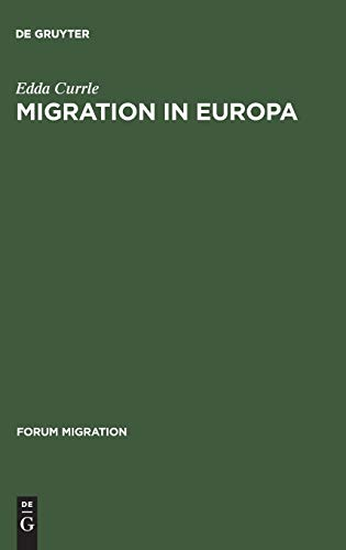 Migration in Europa: Daten und Hintergründe (Forum Migration, Band 8)