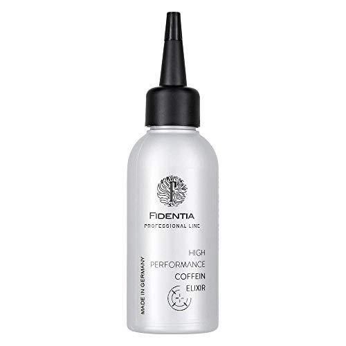 Fidentia High Performance Koffein Elixier – Haarwasser mit Propolis, Biotin und Koffein Komplex bei feinem, fettigem, schuppigem Haar - 80ml