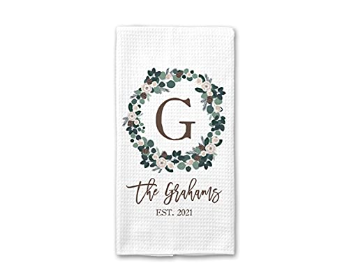 Top 10 Best Selling List for personalized christmas kitchen towels