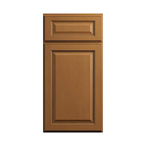 Lily Ann Cabinets Full Size Door Sample for Kitchen Cabinets (Madison Toffee)