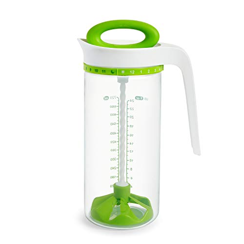 Cheapest Prices! Munchkin Smart Blend Formula Mixing Pitcher, Green, 24 Ounce