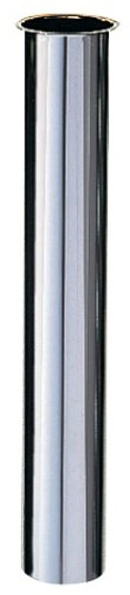 アウトドア毛布決めますSANEI 【排水栓とU管の間の接続直管】片ツバ直管 パイプ径32mm×長さ200mm H70-64-32X200