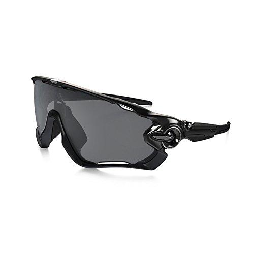 AOKNES Polarizadas Gafas de Deporte con 2 Lentes Intercambiables para Hombres Bicicleta...